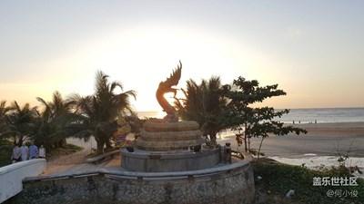 圣诞和元旦连休的泰国游记,Day2-part2,晚饭过后