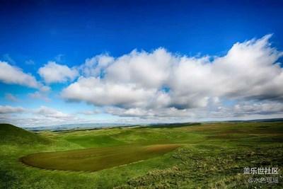 不一样的新疆,最美巴音布鲁克草原
