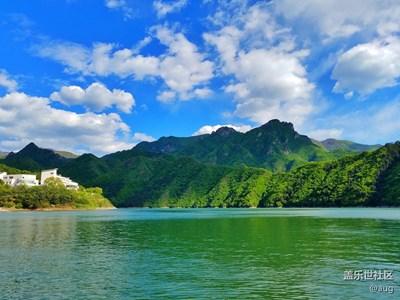 S7 edge 湖光山色