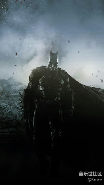 s7edge蝙蝠侠壁纸_