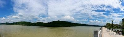 C5陪我游家乡——涪江的天空