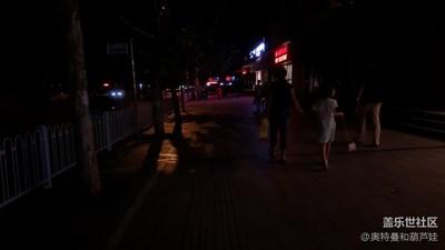 【夏夜】+徐州+出门散散步