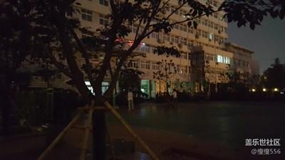 【全民健身】+徐州+傍晚的篮球场