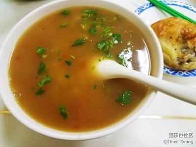 新疆回族小吃 扁豆面旗子