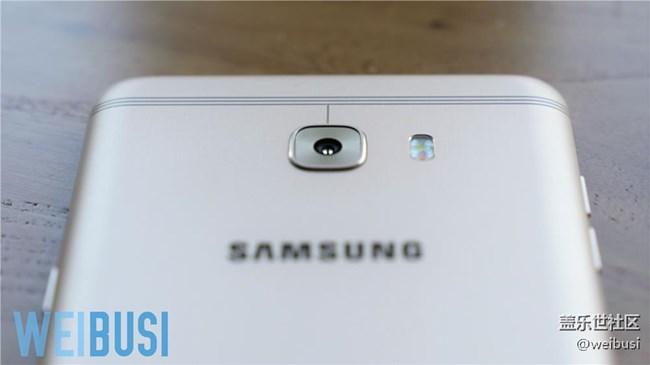 三星 Galaxy C9 Pro 快速上手体验「WEIBUSI 出品」
