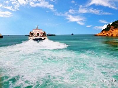 【摄影】美得让人心碎——外伶仃岛的海岛风光