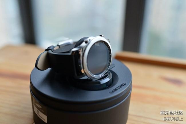 【用科技智造时间】我的圣诞礼物: Gear S3 Classic