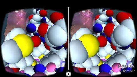 分子探索VR MoleculE VR V1.9 一款虚拟现实模拟游戏