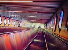 【热帖】我才发现,北京的地铁原来可以这样美~~!