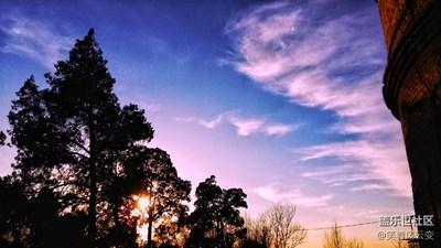 风云+唐山+高天上流云