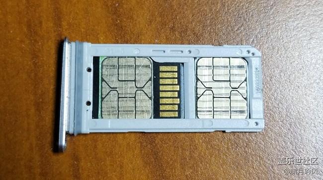 比砂纸更好的S7 SIM卡存储卡的合并方法