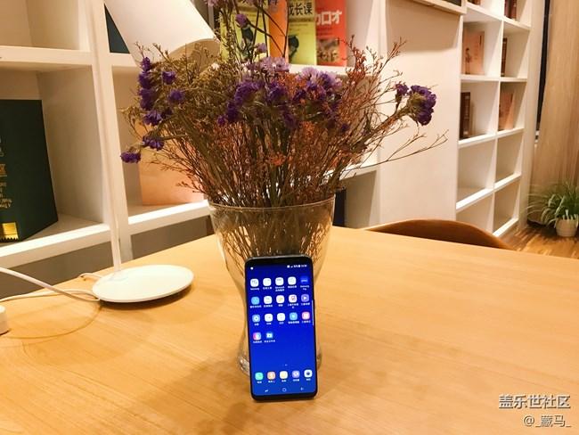 颜值即正义 初识Galaxy S8+(外观篇)
