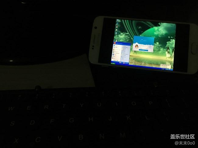 震惊!!三星盖乐世S6完美运行Windows XP!!!