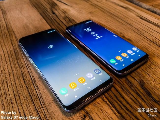 三星Galaxy S8/S8+抢先体验