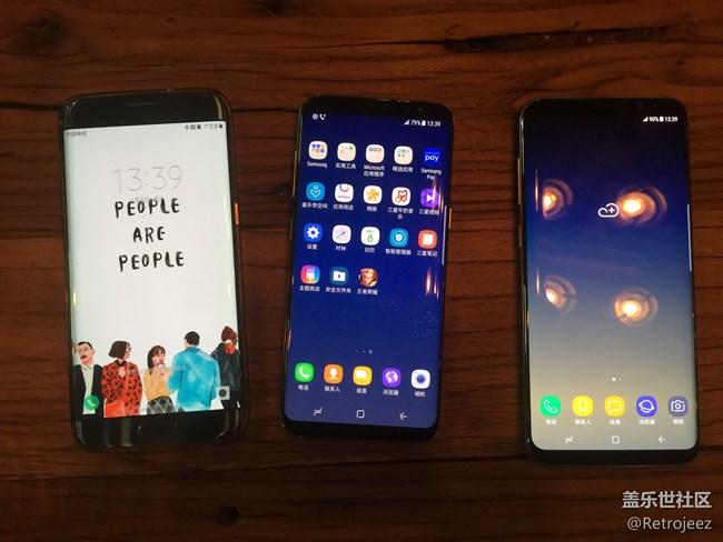 Galaxy S8超前体验
