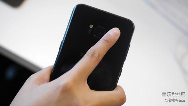 谁说不好用?三星盖乐世 S8 | S8+指纹识别体验