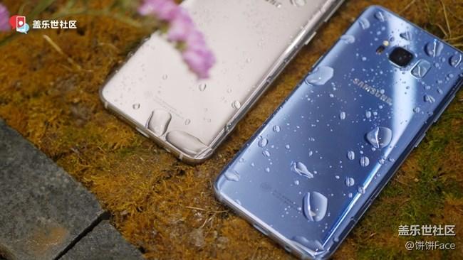 IP68/66防水神助力 三星盖乐世 S8与水美图赏