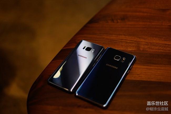 来自星星星的你——Samsung Galaxy s8/s8+