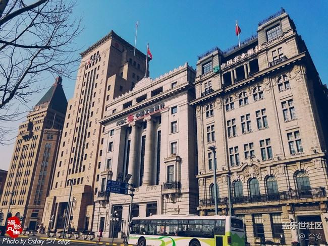 走进百年上海的风情,带你认识外滩建筑