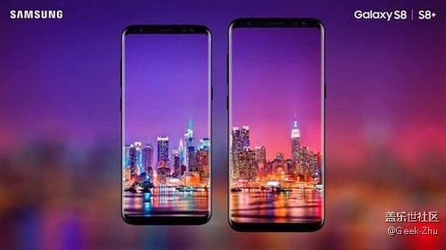 突破所限,大有可能——Galaxy S8/S8+