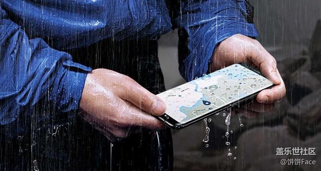 满足你对盖乐世 S8 | S8+的好奇心 IPXX到底是什么?