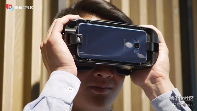 增强S8虚拟现实体验 全新三星Gear VR/360图赏