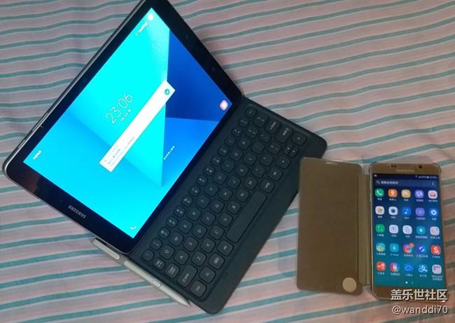 Tab-S3键盘保护套:)