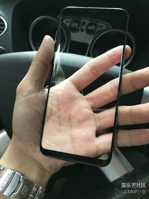 【S8晒单】买耳机送透明手机