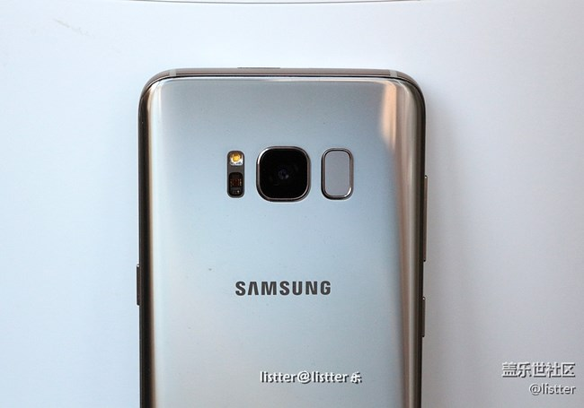 没辙,谁叫人家是机皇!三星Galaxy S8测评