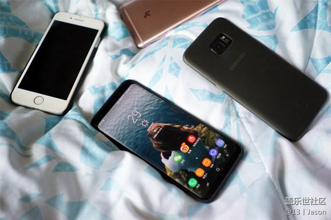 全视曲面屏时代降临 机皇Galaxy S8详细体验