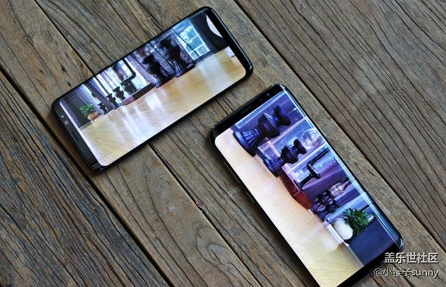 S8/S8+ 图赏:不只有让人「中毒」的「全视曲面屏」