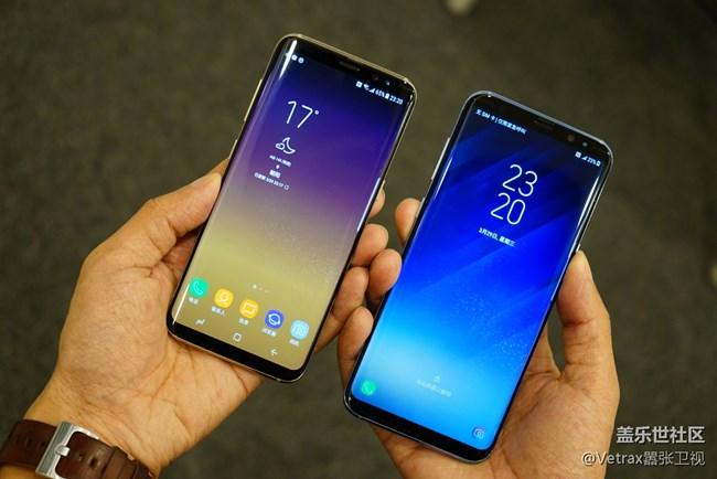 Galaxy S8 上手一月谈:新生 与 重生