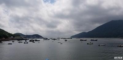 17年公司旅游  浙江小渔村还是很美的