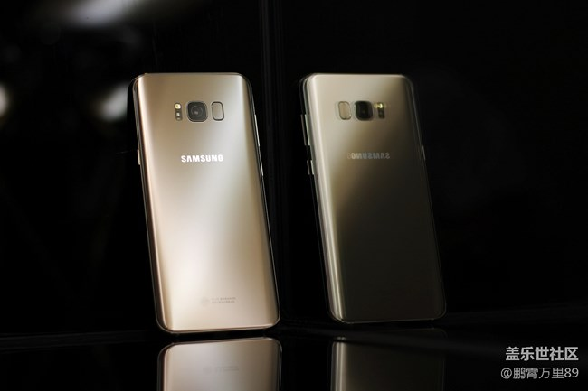 这旗舰,够意思!——三星Galaxy S8+体验感受