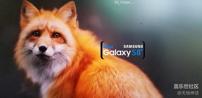 [分享]  Galaxy S8 / S8+相机水印 直装版 V2.0