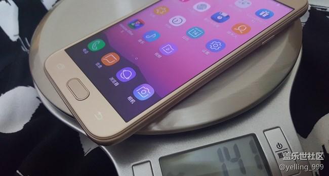 千元手机的惊喜——J3的第一眼