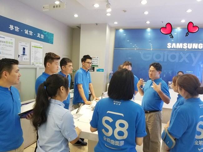 每周精帖汇【第67期:三星电子大中华区总裁竟然在卖手机!】