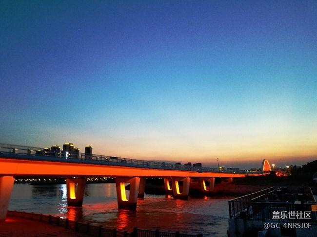 夜 五缘湾