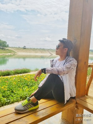 青海湖一行。