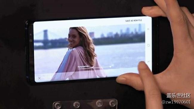 全球首发三星盖乐世 Note8超详细评测,Note,再临!