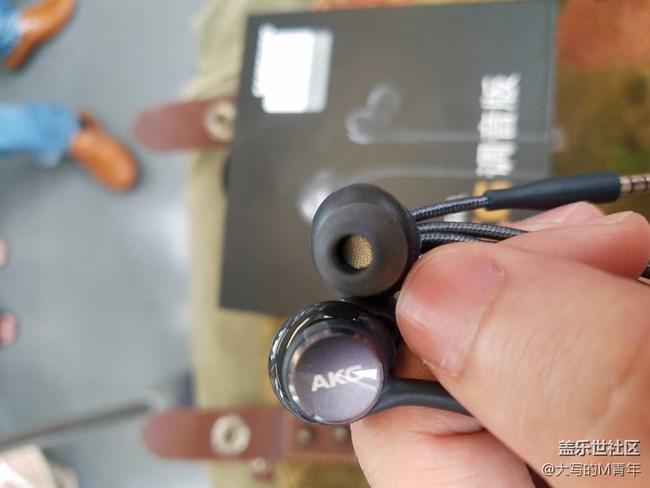 心血来潮 搞了个AKG调音版的耳机 小开箱