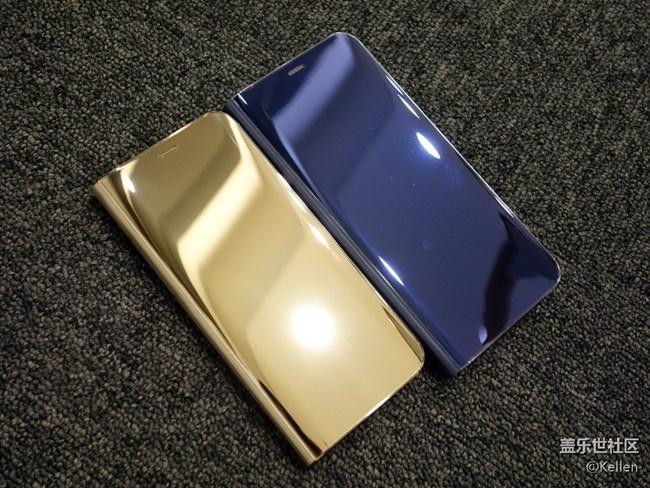 全方位的保护 三星盖乐世S8系列保护壳图赏