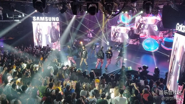 【中国有嘻哈 三星有C8】盖乐世 C8发布会精彩花絮