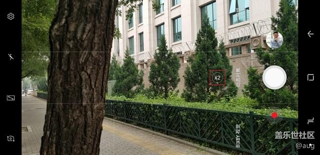 三星盖乐世Note8 双摄之动态对焦详解