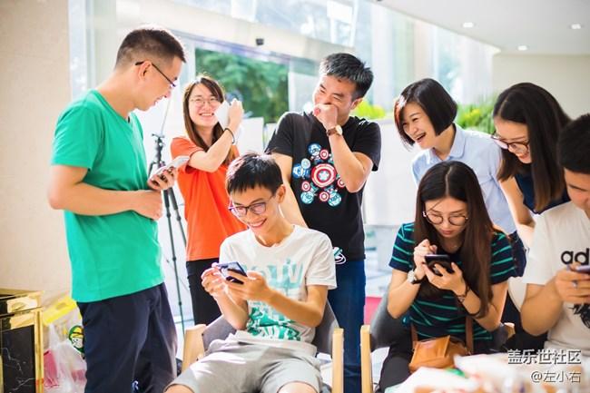 盖乐世社区杭州星部落N8体验会回顾