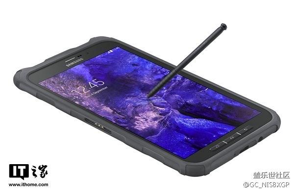三星三防平板Galaxy Tab Active 2现身:售价低于4000元