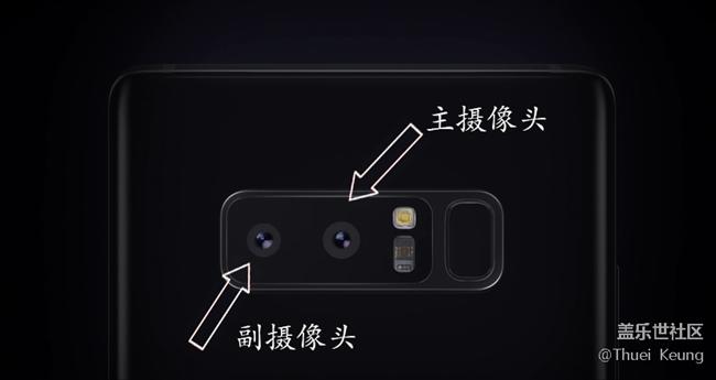 双镜头这样玩—Note8拍照体验