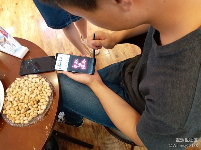 【Note 8体验】9月24日全国Note8星粉体验西安站回顾