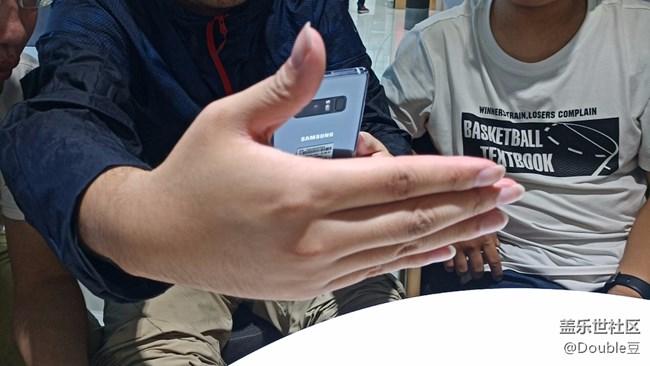 【活动回顾】9.24 Note8体验会苏州站