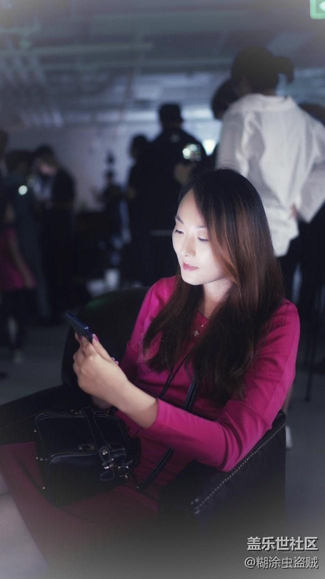 盖乐世社区核心用户Note8品鉴会